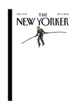 The New Yorker Cover - September 11, 2006 Regular Giclee Print by Owen Smith