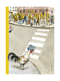 The New Yorker Cover - November 14, 2005 Giclee Print by Barry Blitt