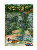 The New Yorker Cover - July 24, 1948 Regular Giclee Print by Constantin Alajalov
