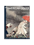 The American Golfer September 1929 Giclee Print