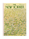 The New Yorker Cover - June 16, 1973 Regular Giclee Print by Ilonka Karasz