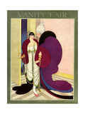 Vanity Fair Cover - November 1918 Regular Giclee Print by George Wolfe Plank