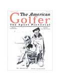 The American Golfer August 22, 1925 Giclee Print by James Montgomery Flagg