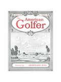 The American Golfer October 1928 Giclee Print
