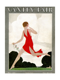 Vanity Fair Cover - May 1921 Giclee Print by André E. Marty
