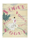 Vogue - June 1924 Giclee Print by Georges Lepape