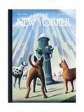 The New Yorker Cover - June 27, 2005 Giclee Print by Eric Drooker