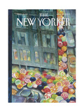 The New Yorker Cover - April 23, 2007 Regular Giclee Print by Carter Goodrich