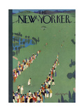 The New Yorker Cover - September 5, 1936 Premium Giclee Print by Adolph K. Kronengold