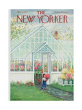 The New Yorker Cover - May 7, 1955 Giclee Print by Edna Eicke