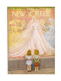 The New Yorker Cover - May 29, 1954 Giclee Print by Edna Eicke