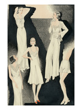 Vogue - July 1931 Regular Giclee Print by Alix Zeilinger