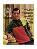 GQ Cover - February 1966 Premium Giclee Print by Leonard Nones