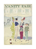 Vanity Fair Cover - June 1914 Regular Giclee Print by Ethel M. Plummer
