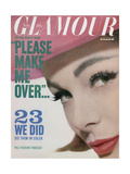 Glamour Cover - July 1961 Regular Giclee Print by Tom Palumbo