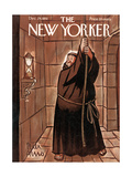 The New Yorker Cover - December 29, 1951 Regular Giclee Print by Peter Arno
