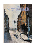 The New Yorker Cover - October 2, 1978 Giclee Print by Arthur Getz