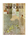 The New Yorker Cover - June 12, 1965 Giclee Print by Laura Jean Allen