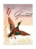 Gourmet Cover - October 1941 Giclee Print by Henry Stahlhut