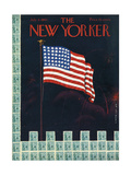 The New Yorker Cover - July 4, 1942 Regular Giclee Print by Rea Irvin