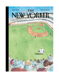The New Yorker Cover - April 3, 2006 Giclee Print by Barry Blitt