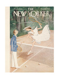 The New Yorker Cover - August 16, 1941 Giclee Print by Mary Petty