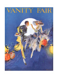 Vanity Fair Cover - June 1916 Regular Giclee Print by Everett Shinn