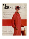 Mademoiselle Cover - October 1953 Regular Giclee Print by Stephen Colhoun