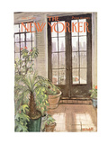 The New Yorker Cover - January 21, 1967 Giclee Print by Frank Modell