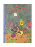 The New Yorker Cover - July 29, 1972 Regular Giclee Print by William Steig
