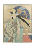 Vogue - April 1922 Regular Giclee Print by George Wolfe Plank