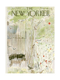 The New Yorker Cover - June 15, 1963 Giclee Print by Garrett Price