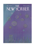 The New Yorker Cover - December 27, 1976 Regular Giclee Print by Eugène Mihaesco