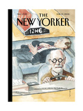 The New Yorker Cover - May 23, 2005 Giclee Print by Barry Blitt