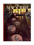 The New Yorker Cover - July 13, 1963 Giclee Print by Donald Higgins