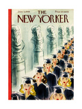 The New Yorker Cover - June 5, 1948 Regular Giclee Print by Leonard Dove