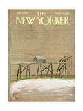 The New Yorker Cover - June 11, 1966 Giclee Print by Andre Francois