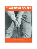The American Golfer March 1931 Giclee Print