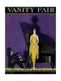Vanity Fair Cover - June 1921 Regular Giclee Print by William Bolin