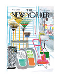 The New Yorker Cover - May 7, 1966 Giclée-Druck von Arthur Getz