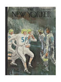 The New Yorker Cover - October 13, 1962 Regular Giclee Print by Perry Barlow