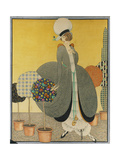 Vogue - February 1914 Regular Giclee Print by Helen Dryden