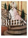 Brides Cover - April, 1959 Regular Giclee Print by Tony Ynocencio