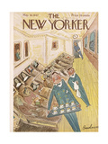The New Yorker Cover - May 10, 1947 Giclee Print by Ludwig Bemelmans