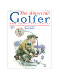 The American Golfer November 29, 1924 Regular Giclee Print by James Montgomery Flagg