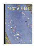 The New Yorker Cover - June 20, 1936 Giclee Print by Adolph K. Kronengold