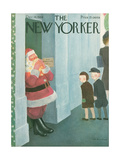 The New Yorker Cover - December 14, 1946 Regular Giclee Print by William Cotton