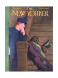 The New Yorker Cover - March 19, 1938 Regular Giclee Print by William Cotton