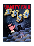 Vanity Fair Cover - January 1934 Regular Giclee Print by Frederick Chance