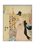 Vogue - March 1918 Giclee Print by Helen Dryden